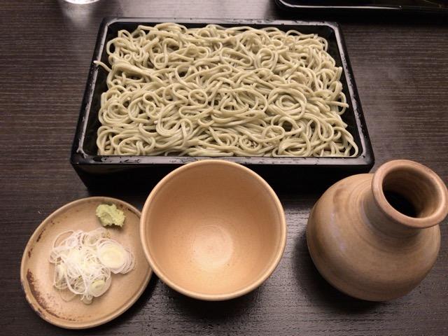 藪蕎麦御三家〜神田藪〜
