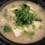 蕪豆腐 〜江戸の小鍋立て〜