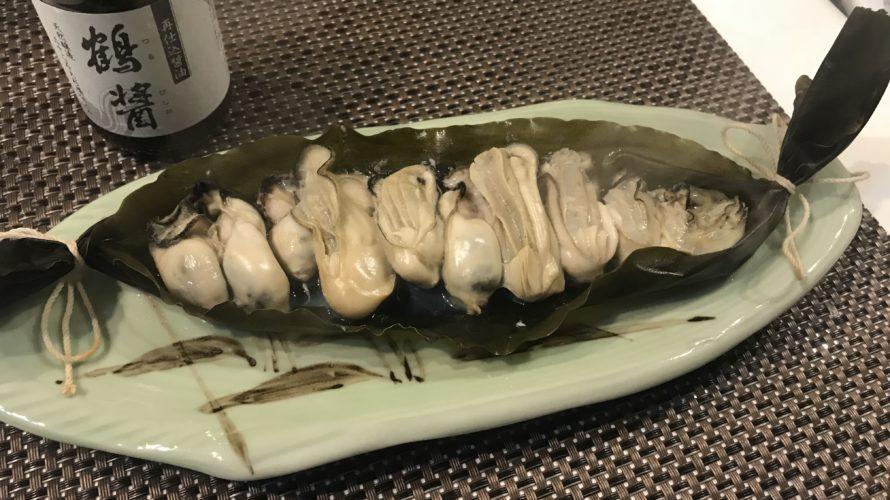 牡蠣の宝船